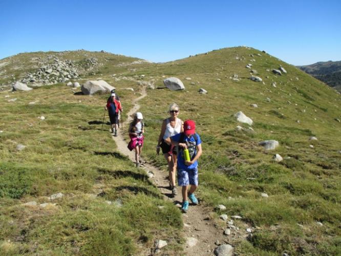Escursioni in famiglia in Corsica